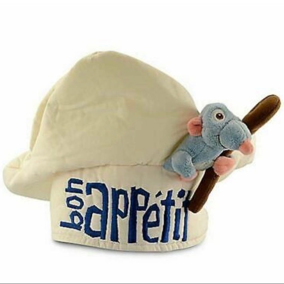 Disney Costumes Parks Ratatouille Remy Chef Hat Poshmark